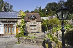 Welcome to The Carriage House in the Lake District. #quirky #cute #lakedistrict