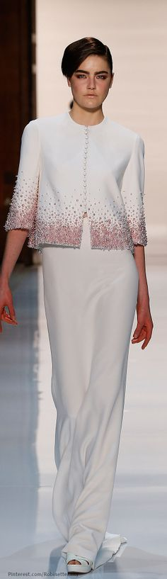 Georges Hobeika Haute Couture | S/S 2014