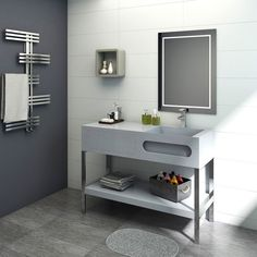 Muebles de ba o leroy merlin bathroom pinterest merlin - Lavabo colonne leroy merlin ...