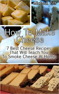 Goat Milk Recipes, No Dairy Recipes, Cheese Recipes, Homemade Butter, Homemade Cheese, Canning Recipes, Wine Recipes, Charcuterie, How To Make Cheese