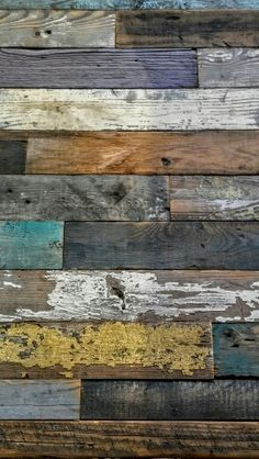Beautiful #salvaged wood...can be used for one-of-a-kind furniture, art installations...whatever you can dream of, we can deliver! dixielandsalvageanddesign@hotmail.com