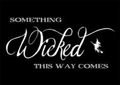 Wicked Halloween Printables