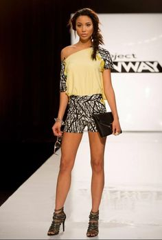 Project Runway Season 13 Rate the Runway Mitchell Perry Episode 1 Look