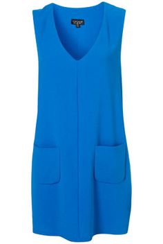 shift dress with pockets from Topshop