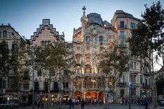 Casa Batlló, Barcelona, Spain Antoni Gaudi.
