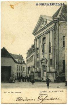 Maastricht, Kazerne