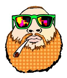 Action Bronson    by Sergio B.       (Courtesy of the homie, Ms. JouJou)