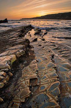 Abalone Cove Shoreline Park, Rancho Palos Verdes, California by Matthew Kuhns