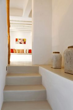 My Paradissi: Elia White Residence in Mykonos Mediterranean Architecture, Mediterranean Design, Interior Architecture, Boutique Interior Design, Bright Homes, Contemporary Interior Design, Interior Styling, Ecommerce, Ideal Home