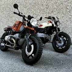 BMW K and R customs