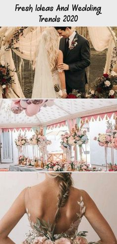 Fresh Ideas And Wedding Trends 2020 ❤ Are you planning your wedding in 2020? Take a look at wedding trends 2020 and get inspired to make your celebration unforgettable. #wedding #decor #bridaldecorations #weddingtrends2020 #weddingdecorBalloons #weddingdecorChurch #weddingdecorCeiling #weddingdecorAutumn #Bohoweddingdecor Chic Wedding, Wedding Trends, Trendy Wedding, Wedding Signs, Minimalist Wedding Reception, Wedding Bouquets, Wedding Flowers, Bridal Boxes, Flower Veil