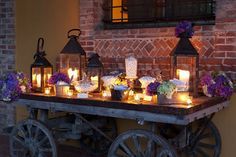 tuscan candy table