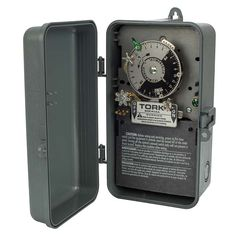 Astro Res Power Timer 40A 120V SPDT 40