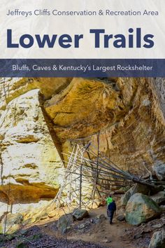 Daniel Boone National Forest, Trail Guide, Beaver Creek, Ohio River, Nature Reserve, Cliff, Nice View, Bouldering, The Rock