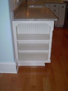 End of cupboard? Perfect for cookbooks or small appliances!