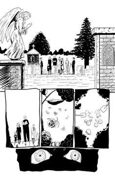 Deadmob by strawson on DeviantArt Deviantart, Comics, Comic Book, Comic Books, Comic, Comic Strips, Graphic Novels