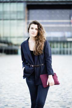 All Blue \u2013 Kutch x Couture. C\u0026K k\u0026k · Working girl style