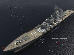 Kirov Class Battlecruiser | KIROV CLASS BATTLECRUISER