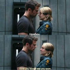 OMG NO NO NO NO THIS WAS THEIR LAST TIME TOGETHER BEFORE TRIS....DIED.