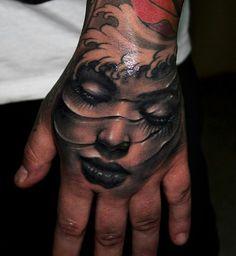 Hand Tattoos For Guys, Dad Tattoos, Future Tattoos, Sexy Tattoos, Body Art Tattoos, Girl Tattoos, Sleeve Tattoos, Cherub Tattoo, Filigree Tattoo