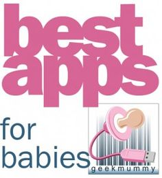 Here is a list of the iPhone and iPad apps for babies that have proved the most popular with our family. They are all very basic in operation, with the only interaction required being to touch the screen, which makes them ideal for babies or young children with no previous experience of touch screen interaction. …