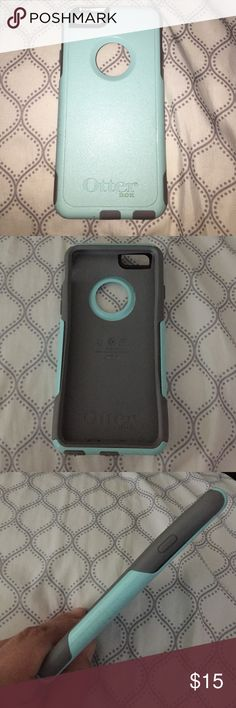 Otter Box Mint Green Case For IPhone 6 Brand New Hardly Even Use OtterBox Accessories Phone Cases