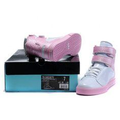 Radii Straight Jacket White Pink Shoes [Radii Straight Jacket ...