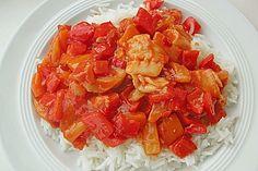 Paprika - Tomaten - Fischtopf (Rezept mit Bild) von papaweiss | Chefkoch.de