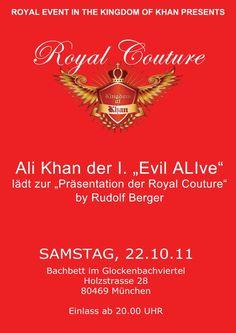 Royal Event - Bachbett Munich 2011