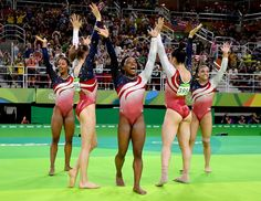 Who Took Gold During the Women's Gymnastics All-Around? Find Out!