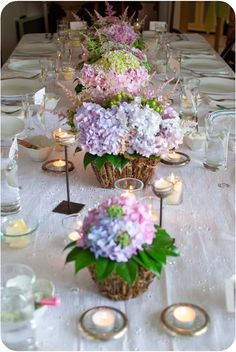 Successful Entertaining: Table Top Ideas - 4 Tips to Remember when Decorating Your Table!