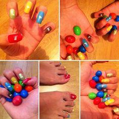 M&M Nails