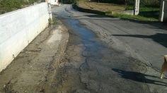 FARE VERDE ONLUS  Monte San Giovanni Campano (FR) -: MSGC - Acqua potabile nei fossi e rubinetti a secc...