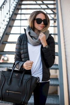 Nice 45 Comfy Winter Fashion for Women in 2017 by Din Ho