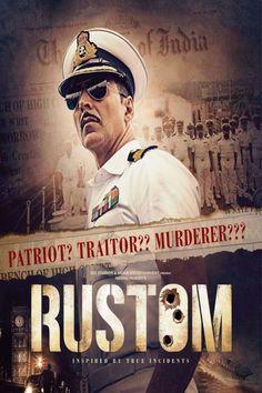 Watch Rustom Full Movie Online