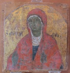 Duccio di Buoninsegna (bottega) - Maria Maddalena - Pinacoteca Nazionale, Siena