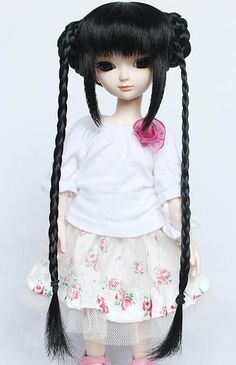 doll wig -inspiration only