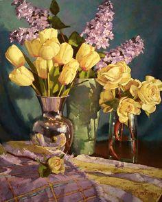 Sarah Blumenschein, pastel