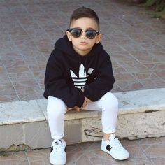 young children clothing and baby boy swang, look at a number of ideas of wide array of children's outfit. Cute Baby Boy, Baby Boy Swag, Baby Boys, Toddler Boys, Cute Kids, Toddler Boy Fashion, Little Boy Fashion, Toddler Boy Outfits, Outfits Niños