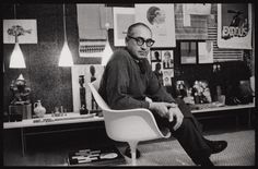 Saul Bass was a filmmaker and a graphic design, most famously known for his film title sequences and his poster designs. Saul Bass' style is quite plain and subtle, using semiotics to get the point. Top Graphic Designers, Graphic Design Quotes, Logo Design, Saul Bass Posters, Film Posters, Portraits, Design Museum, Photos, History