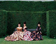 How To Garden Like Oscar de la Renta  - Veranda.com