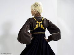 Norwegian Bunads Costumes Sewing Patterns | Found on madeinnorwaynow.no