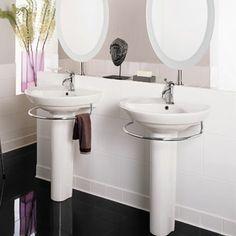 Ravenna Pedestal Sink - American Standard - Product Details
