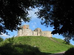 Stafford Castle Staffordshire England (Would love to visit, my ancestors lived and died there. ce)