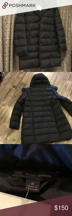 Brooks brothers size 8 winter coat Brooks brothers size 8 winter coat Brooks Brothers Jackets & Coats