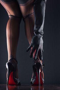 Question Just stockings heels transvestite incest
