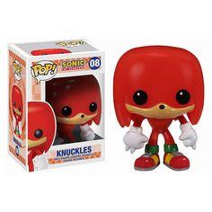POP! Sonic - Knuckles - Bonecos Colecionáveis e Brinquedos é na ITtoys