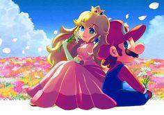 Peach Mario, Mario And Princess Peach, My Princess, Super Mario Brothers, Yoshi, Mario Comics, Princesa Peach, Daisy, Shigeru Miyamoto