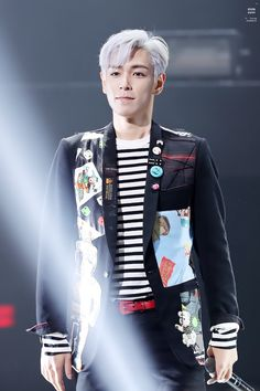 Choi Seung-hyun (최승현) also known as T.O.P of BIGBANG.