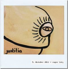 Justitia – The Frog Eye (Art by Roger Levy) Kamera: Polaroid Macro 5 SLR – 1200 Film: Polaroid – Image 1200 . Film Polaroid, Frog Eye, Eye Art, Photography, Image, Pictures, Photograph, Photo Shoot, Fotografia